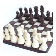 Full size Chocolate Chess Set