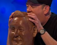 Johnny Vegas with Chocolate Johnny Vegas